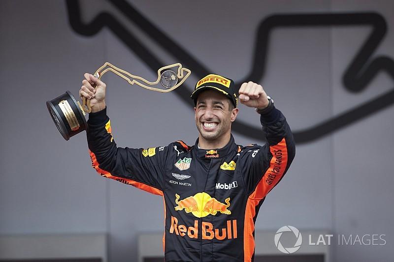 Nach Monaco: Ricciardo neuer König im Transferschach?