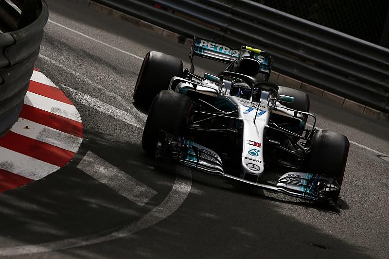 Bottas: Geçmişte Monaco'da harika yarışlar vardı