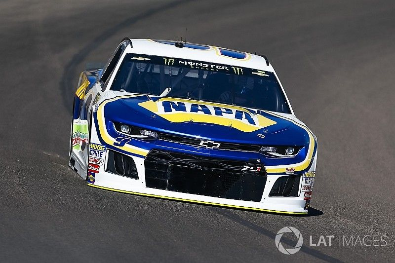 Six Cup teams penalized after Phoenix, Chase Elliott hit the hardest