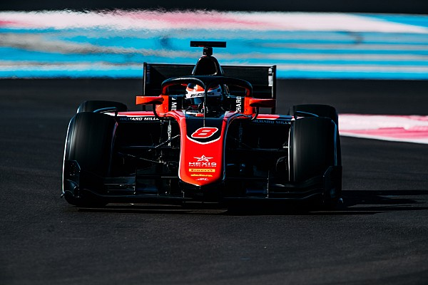 F2 Paul Ricard testleri: Son günün lideri Russell