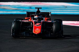 FIA Fórmula 2 Crónica de test Russell logra el mejor tiempo en el día final de pruebas de F2 en Paul Ricard