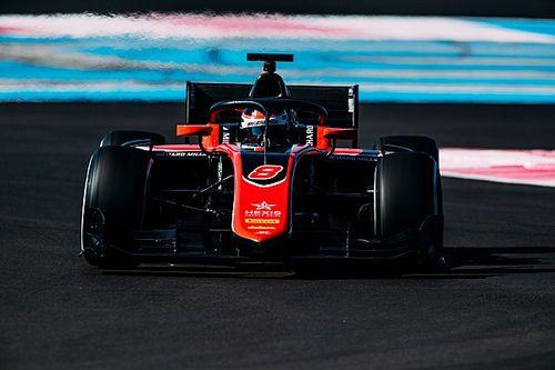El británico Russell, el más rápido en el cierre del test de F2