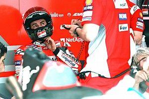 Musim kedua, Lorenzo tak kunjung nyaman dengan Ducati