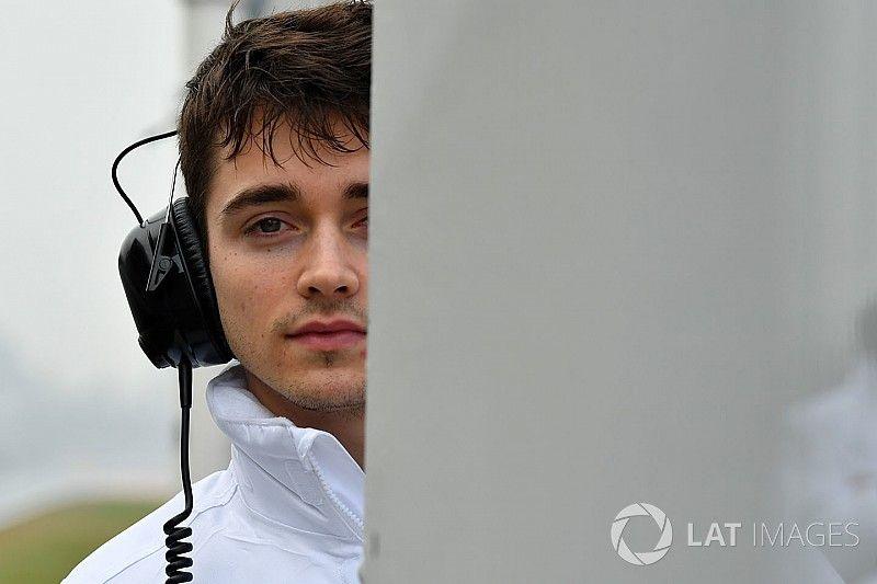 Sauber cobra evolução de Leclerc em sua primeira temporada