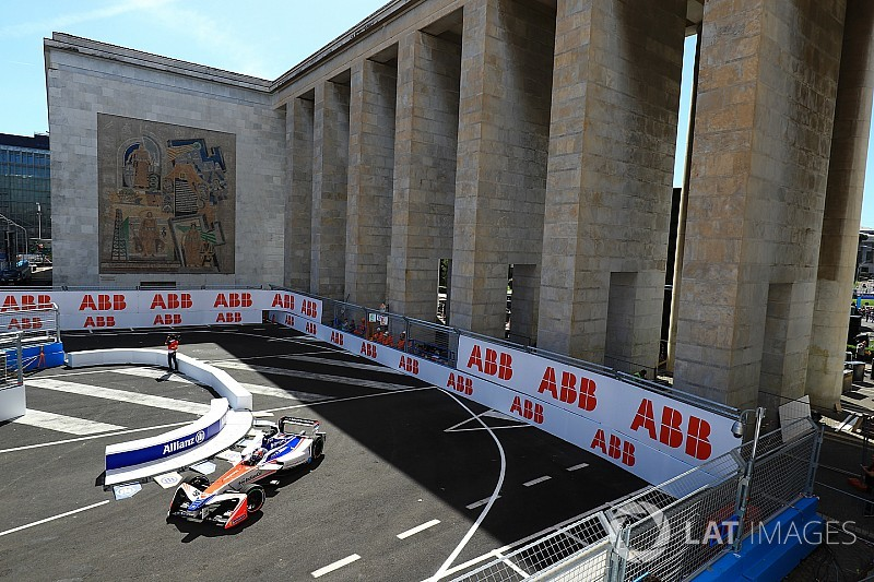 Rome ePrix: Rosenqvist beats Bird for dominant pole
