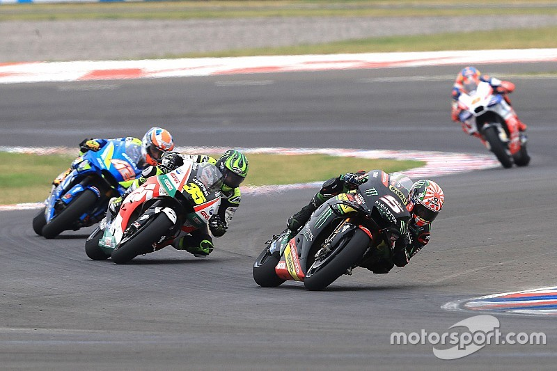 Hoe laat begint de MotoGP Grand Prix van Argentinië?