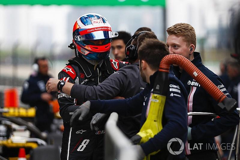 Grosjean: Formula 1'de sadece en iyi araçla yarış kazanabilirsiniz