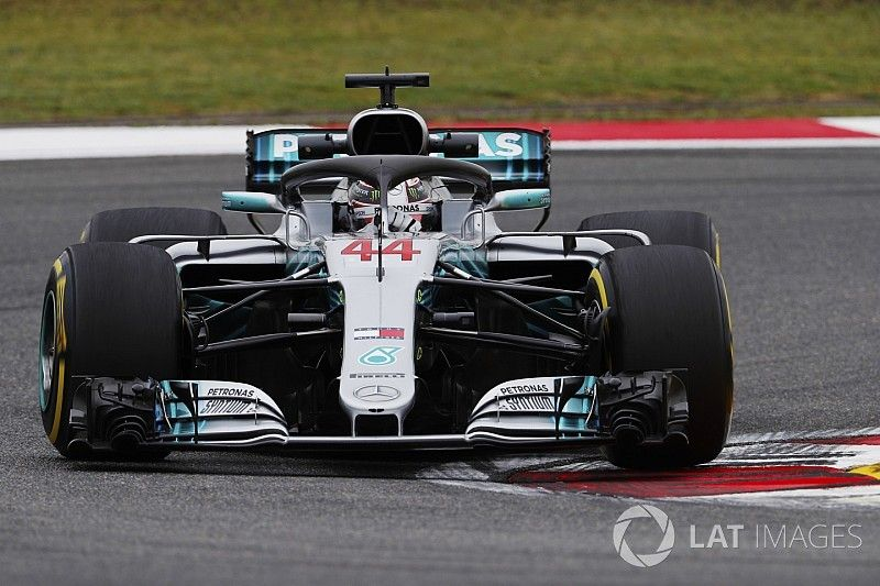 Chinese GP: Hamilton comfortably fastest in FP1