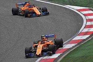 "Alonso admits P13 the ""maximum"" for McLaren"