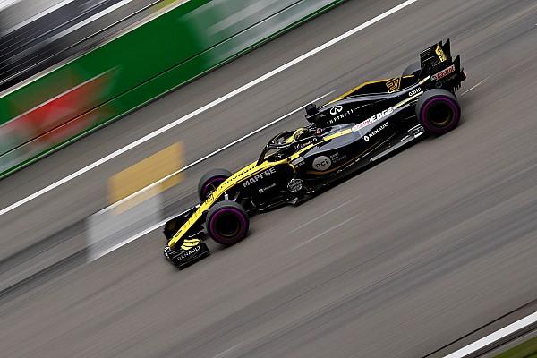 Após 6º, Hulk vê Renault como maior força do meio do grid