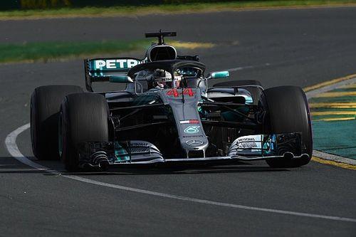 """A Mercedes az ausztrál bakiról: """"Keményebben kellett volna nyomnunk, és ez elő sem fordul"""""""