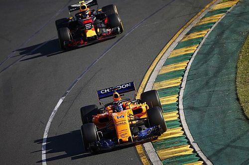 Fernando Alonso: Dachte, Max Verstappen will mich reinlegen!