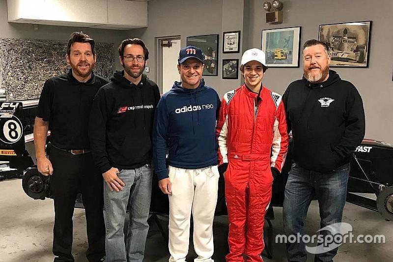 Син Баррікелло дебютує у Формулі 4