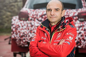 WRC Ultime notizie Pierre Budar sostituisce Matton: è il nuovo team principal di Citroen Racing