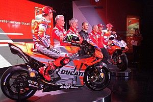 Ducati Corse: ecco l'organigramma della squadra di MotoGP