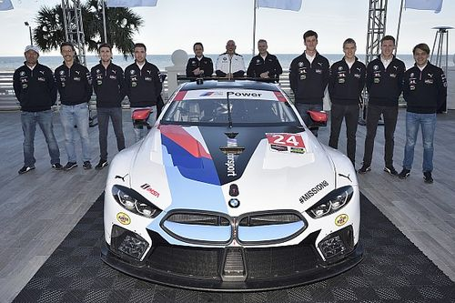 "Daytona sieht Debüt des BMW M8 GTE: ""Das Auto hat großes Potenzial"""