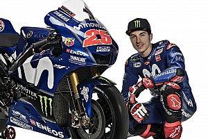 Vinales konfirmasi bertahan di Yamaha