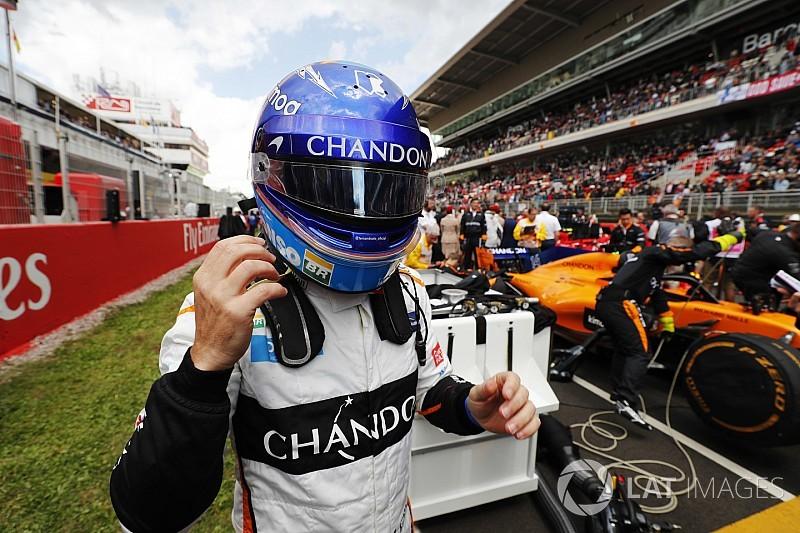 """Alonso büszke, hogy ennyire képes """"harapni"""" a McLarennel"""