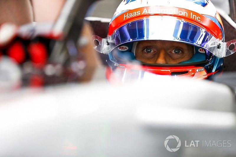 Haas ratifica a Grosjean pese a sus últimas actuaciones