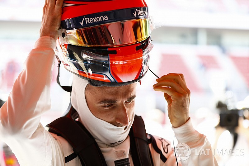 """Kubica """"kínosan"""" érezte magát a Williamsben"""
