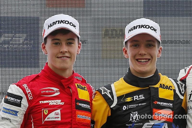 L'avenir des protégés de Ferrari et Renault se dessine en FIA F3