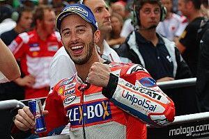 """Dovizioso: """"Yo no he pedido órdenes de equipo a Ducati"""""""
