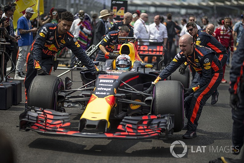 Plötzlich Pechvogel: Daniel Ricciardo blüht schon wieder Gridstrafe