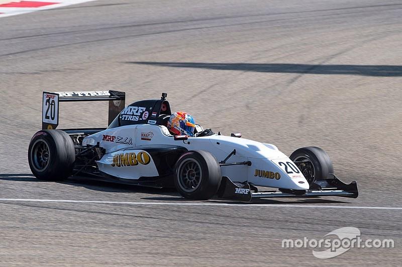 Dubai MRF: Van Kalmthout dominates Race 2