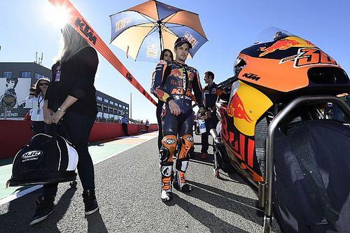 """Kallio: """"Fue una decepción no poder ser piloto titular de KTM"""""""