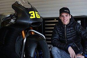 Cerdas dan bertalenta, Mir diprediksi tembus MotoGP