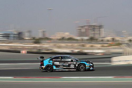 Комини выиграл вторую гонку в Дубае, Таши стал вице-чемпионом TCR