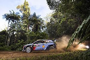 WRC Resumen de la etapa Mikkelsen manda en la mañana del viernes en Australia