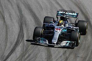 """Un Hamilton """"stupéfiant"""" a fait mentir les simulations de Mercedes"""