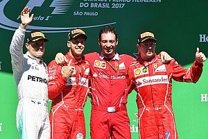 Положение в чемпионате пилотов и Кубке конструкторов после ГП Бразилии