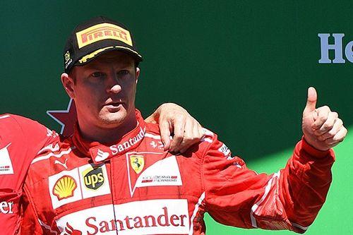 """Räikkönen: """"Hamilton non era un problema, ma speravo di fare di più"""""""