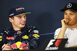 Rosberg noemt Verstappen zijn 'irritantste tegenstander'