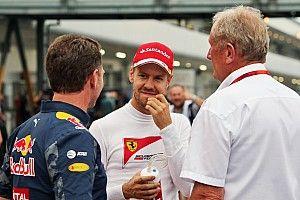"""Red Bull: """"Vettel için takımda yer yok"""""""
