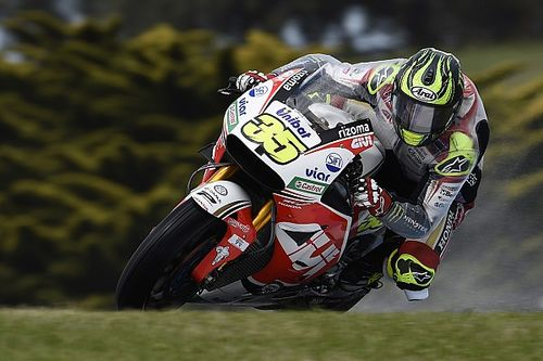 """Crutchlow: I was """"terrified"""" about crashing out like Marquez"""
