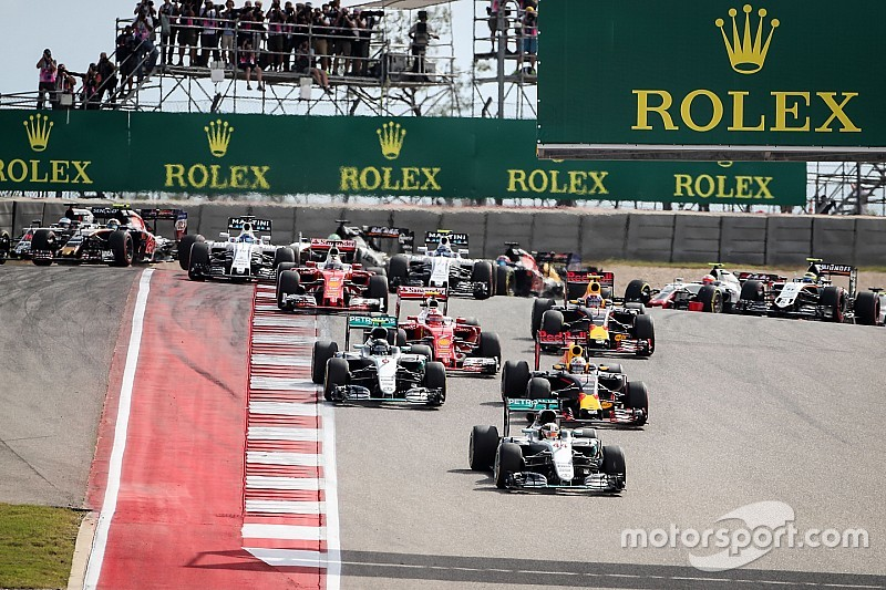 Liberty chief lays out four-point plan to lift F1