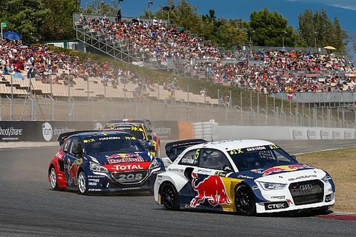 World RX travels to RIGA for inaugural Latvian race