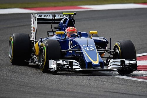 Sauber completes programme as planned for the Friday practice in Russia