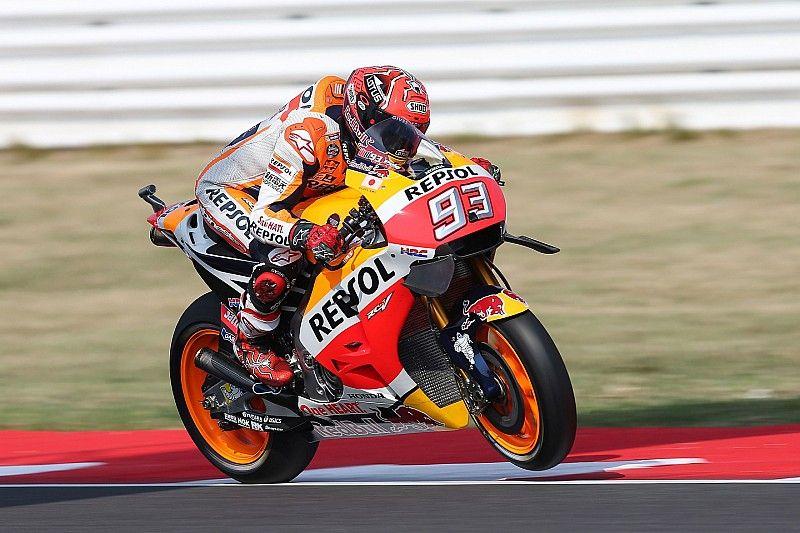 "I ""must take risks"" despite healthy points lead - Marquez"