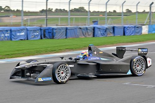 Buemi sweeps final day of Formula E pre-season