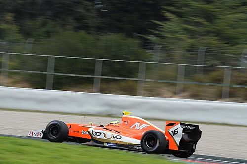 Catalunya F3.5: Dillmann takes pole by 0.02s in wet qualifying