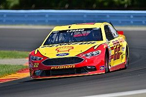 Logano comes one position short of repeating WGI sweep