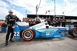 Pagenaud edges Power to grab sixth pole of the year