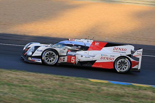 Heartbreak for Toyota Gazoo Racing at Le Mans