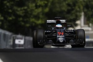 Alonso expects improved McLaren performance in Austria