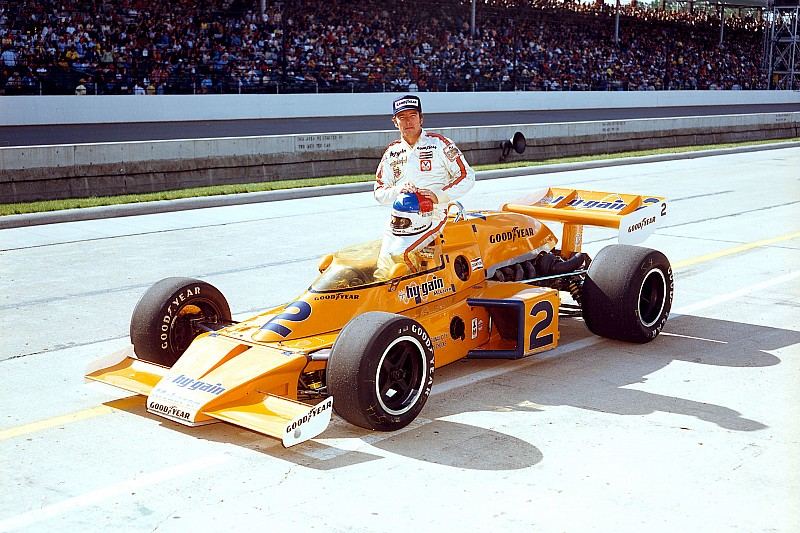 Three-time Indy winner Rutherford to serve as McLaren ambassador