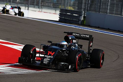 A double points-finish shows McLaren's progress in Russia